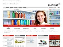 Clariant Masterbatches Danmark, Filial Af Clariant